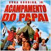 Acampamento do Papai : poster