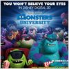 Universidade Monstros : Poster