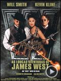 Foto : As Loucas Aventuras de James West Trailer Original