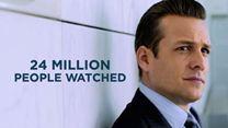Suits 2ª Temporada Trailer Original