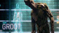 Conheça os Guardiões - Groot Teaser Legendado