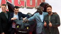 AdoroHollywood: Gerard Butler e Jay Baruchel falam sobre Como Treinar o Seu Dragão 2