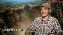 Maze Runner - Correr ou Morrer Entrevista Legendada com o diretor Wes Ball