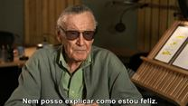 Operação Big Hero Making Of Stan Lee Legendado