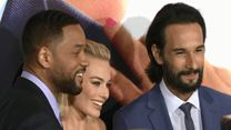 AdoroHollywood: Will Smith, Margot Robbie e Rodrigo Santoro falam sobre Golpe Duplo