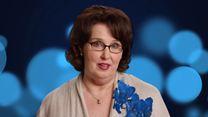Divertida Mente Entrevista (2) Original - Phyllis Smith como Tristeza