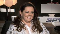A Espiã que Sabia de Menos Entrevista exclusiva com Melissa McCarthy
