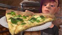 Divertida Mente Clipe (6) Original - Pizza