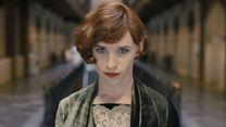 A Garota Dinamarquesa Trailer Legendado