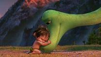 O Bom Dinossauro Trailer (3) Dublado