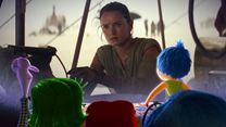 Divertida Mente Clipe Original - Reação ao trailer de Star Wars - O Despertar da Força