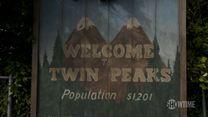 Twin Peaks Teaser (3) Em Produção Original