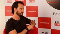 Dominion Entrevista exclusiva com Rodrigo Santoro