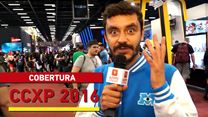Reportagem Comic Con Experience 2016