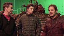 Vingadores: Guerra Infinita Making Of 'Em Produção' Original