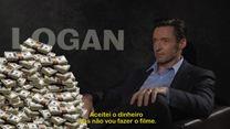 Logan - Entrevista Exclusiva Hugh Jackman (parte 2)
