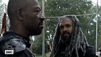 "The Walking Dead 7ª Temporada Episódio 16 ""The First Day of the Rest of Your Life"" Clipe Original"