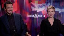 A Vigilante do Amanhã: Ghost in the Shell - Entrevista Scarlett Johansson e Rupert Sanders