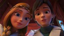 O Reino Gelado: Fogo e Gelo Trailer Dublado