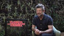 Planeta dos Macacos: A Guerra Entrevista Exclusiva com Andy Serkis