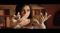 Alita: Anjo de Combate Trailer Legendado