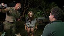 Jumanji: Bem-Vindo à Selva Invasão do The Rock à entrevista do cinema