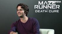 Maze Runner - A Cura Mortal Entrevista (1) Dylan O'Brien