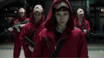 La Casa de Papel 1ª Temporada Trailer Dublado
