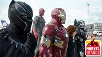 Marvel 10 Anos: As Melhores Cenas da Marvel
