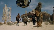 "Han Solo: Uma História Star Wars Featurette ""Making Solo"" Original"