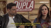Uma Quase Dupla Entrevista Exclusiva com Tatá Werneck e Cauã Reymond