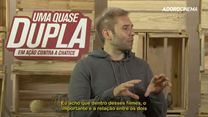 Uma Quase Dupla Entrevista Exclusiva com Diretor Marcus Baldini