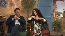 Mamma Mia! Lá Vamos Nós de Novo Entrevista com Cher e Andy Garcia