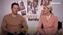 De Repente uma Família Entrevista (3) com Mark Wahlberg, Rose Byrne e Sean Anders