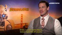 Bumblebee Entrevista com John Cena e Angela Bassett