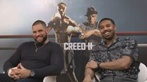 Creed II: Entrevista com elenco
