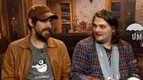 Entrevista com Gerard Way e Gabriel Bá, produtores de The Umbrella Academy