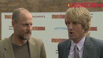 Adoro Hollywood: Owen Wilson, Woody Harrelson e Amy Poehler falam sobre Bons de Bico