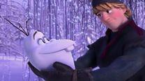 Frozen - Uma Aventura Congelante Trailer Original