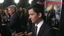 Adoro Hollywood: Harrison Ford, Viola Davis e Asa Butterfield falam sobre Ender's Game