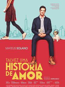 Talvez uma História de Amor Trailer Oficial