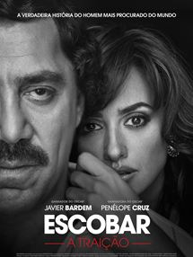Escobar - A Traição Trailer Legendado
