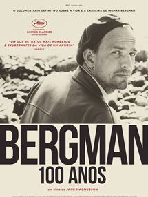Bergman - 100 Anos Trailer Legendado