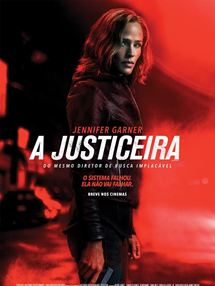 A Justiceira Trailer Legendado