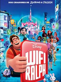 WiFi Ralph Trailer Dublado