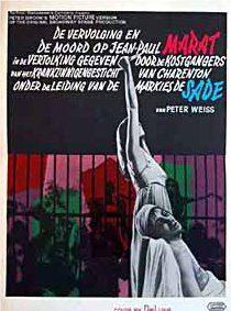 A Perseguição e o Assassinato de Jean-Paul Marat Desempenhados Pelos Loucos do Asilo de Charenton Sob a Direção do Marquês de Sade