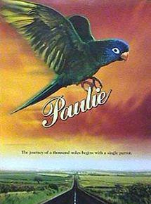 Paulie - Um Papagaio Bom de Papo