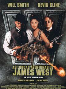 As Loucas Aventuras de James West