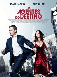 Os Agentes Do Destino Filme 2011 Adorocinema