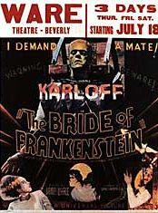 A Noiva de Frankenstein